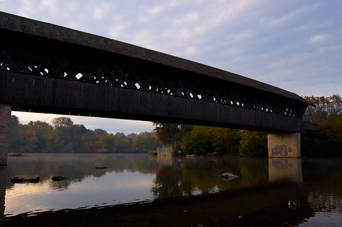 Guelph Covered Bridge III by Davey S