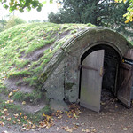 The Ice House, Battle Abbey, East Sussex.