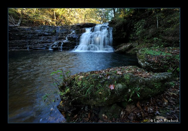 Rutledge Falls, Coffee County, TN