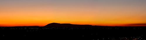 sunset portugal canon santarém 450d