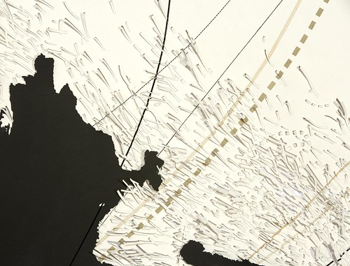 "Val Britton ""Oceanic Drift #7"" detail"
