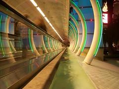 Bally's Entrance - Las Vegas 11/2008