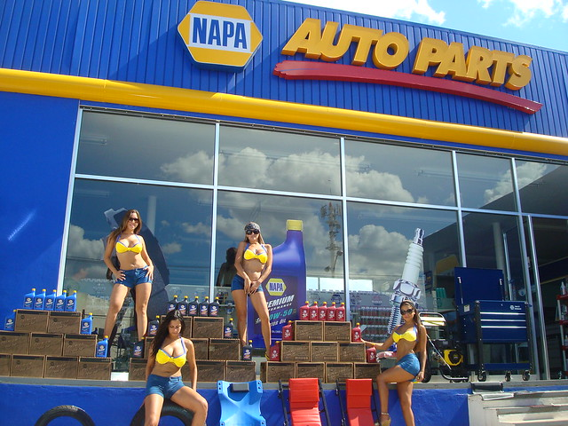 Napa Show Car Wash Napa Auto Parts M Xico Flickr