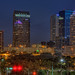 Different View of Downtown Tampa