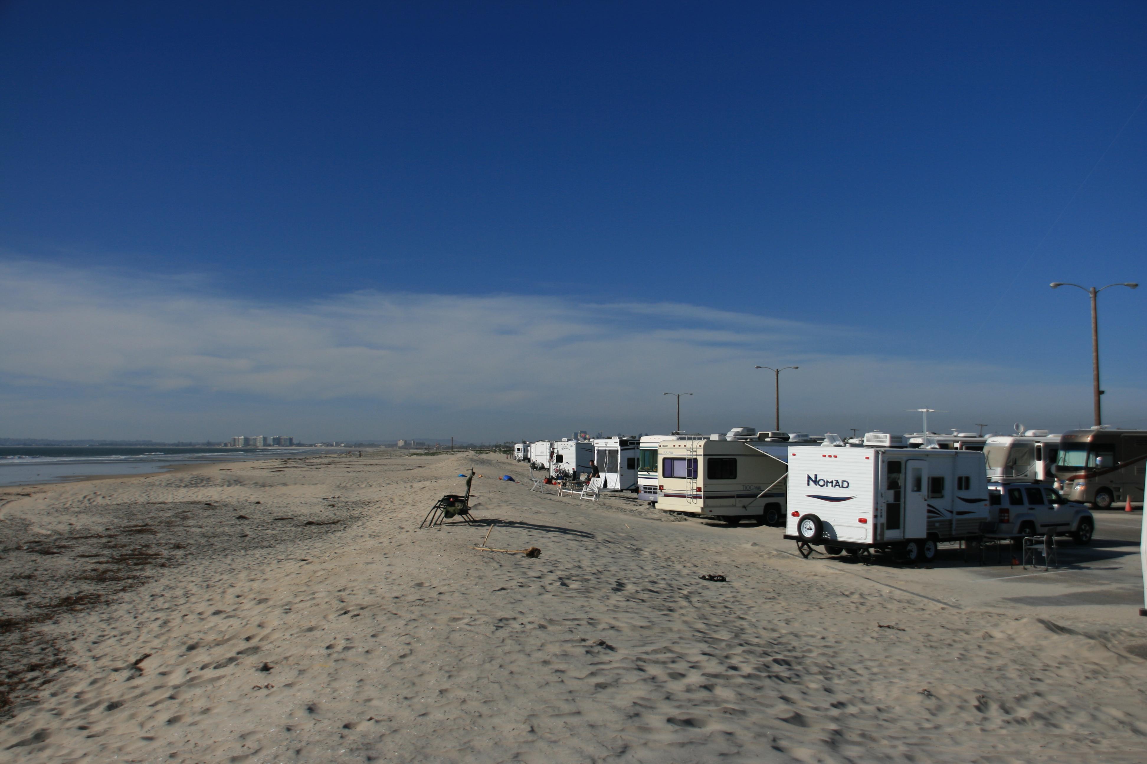 Silver Strand State Beach Rv Rental