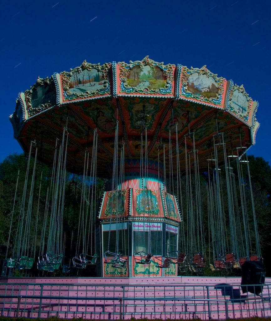 Wave Swinger - Neverland Ranch
