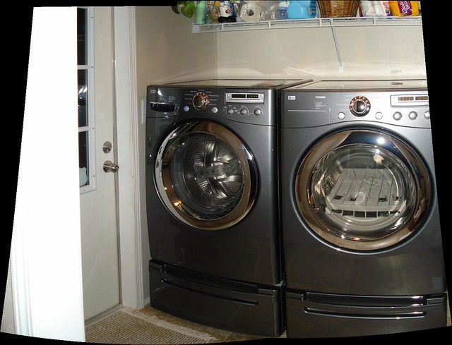 lg tromm washer machine