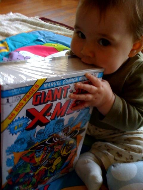 Yummy, Yummy X-Men