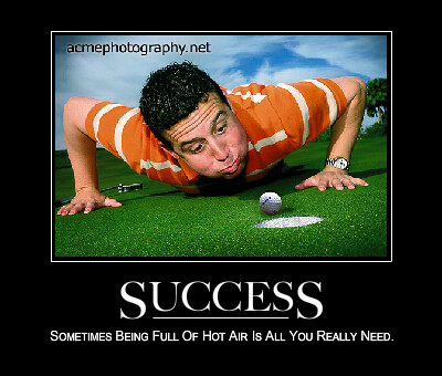 Large Motivational Posters on Success   De Motivational Poster   Golf Photo   A Photo On Flickriver