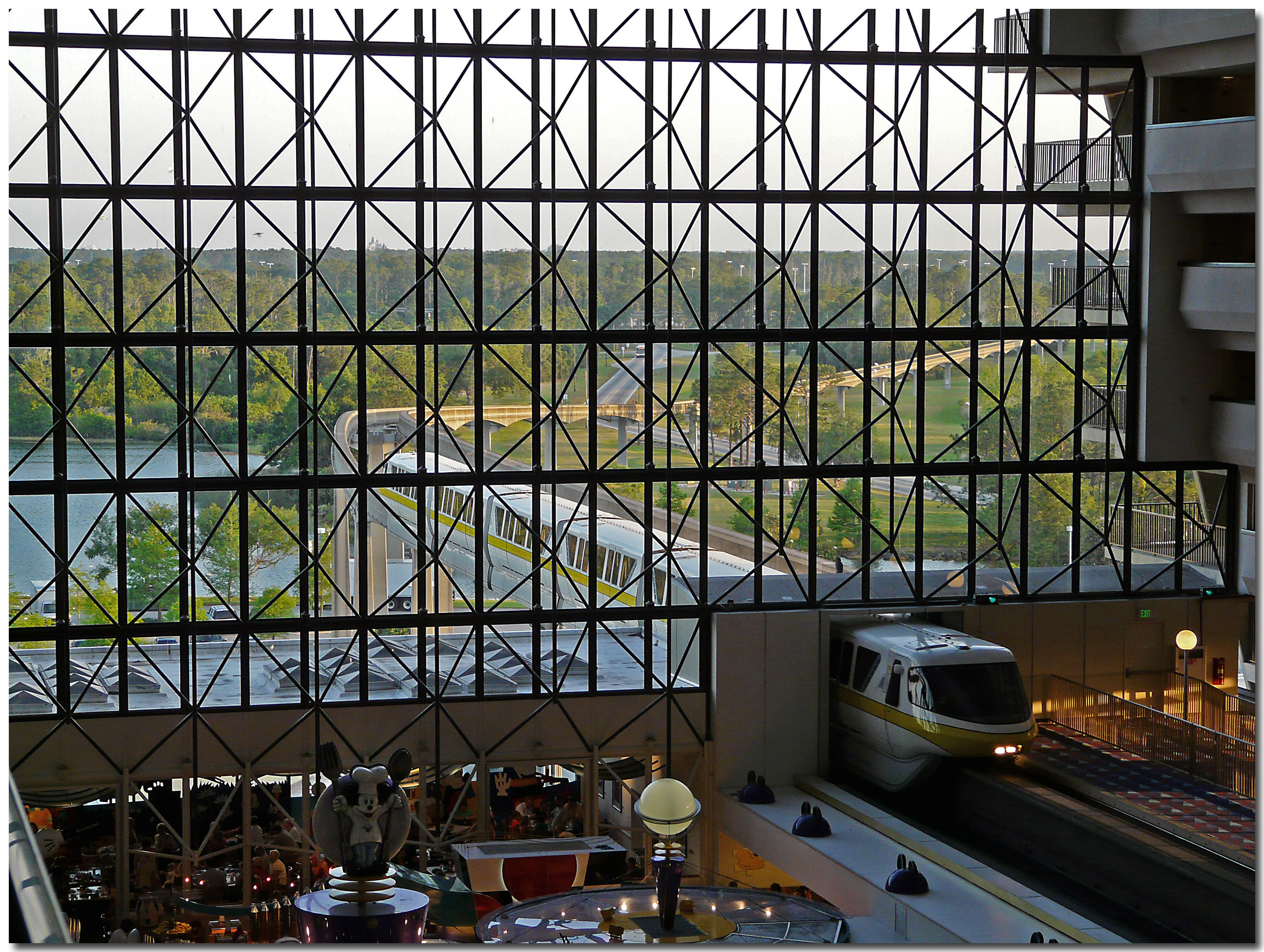 Contemporary resort for Contemporary hotel