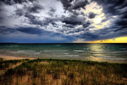 west coast - north manitou island