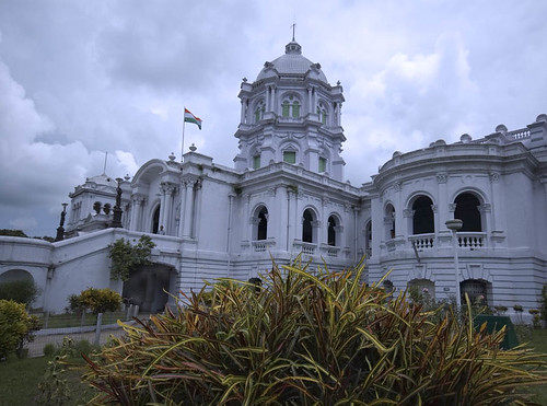 Experience the beautiful architecture of Ujjayanta Palace - Things to do in Agartala