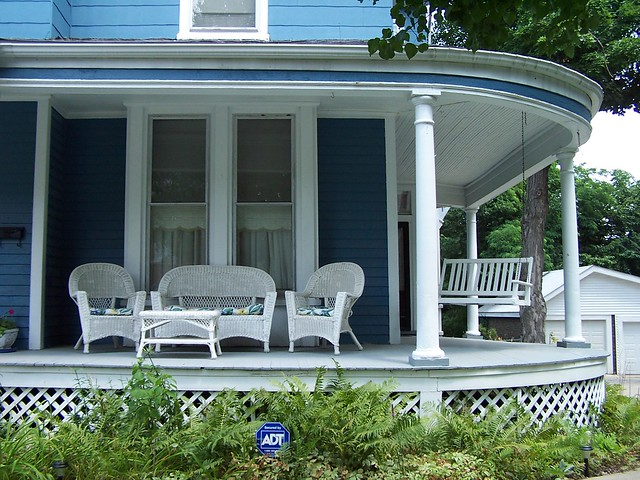 wrap around front porch flickr photo sharing