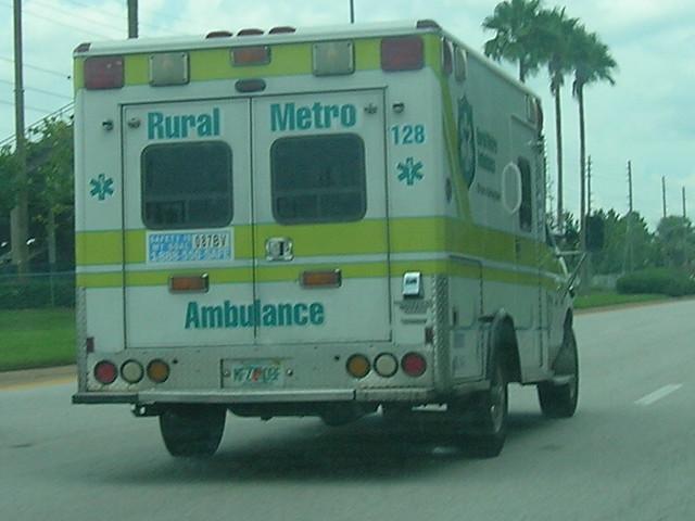 ambulance florida orlando