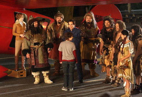 Night at the Museum 2 set photo   Flickr - Photo Sharing!