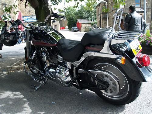 Harley Davidson Motorbikes - 2006