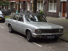 Opel Admiral / Diplomat