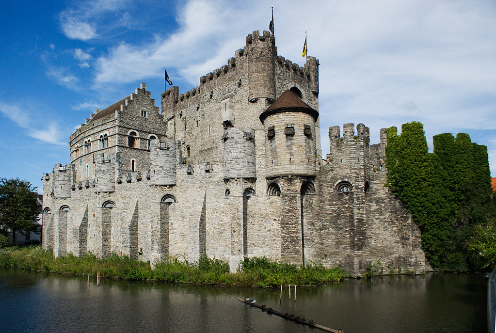Castillo de Gante-Gravensteen