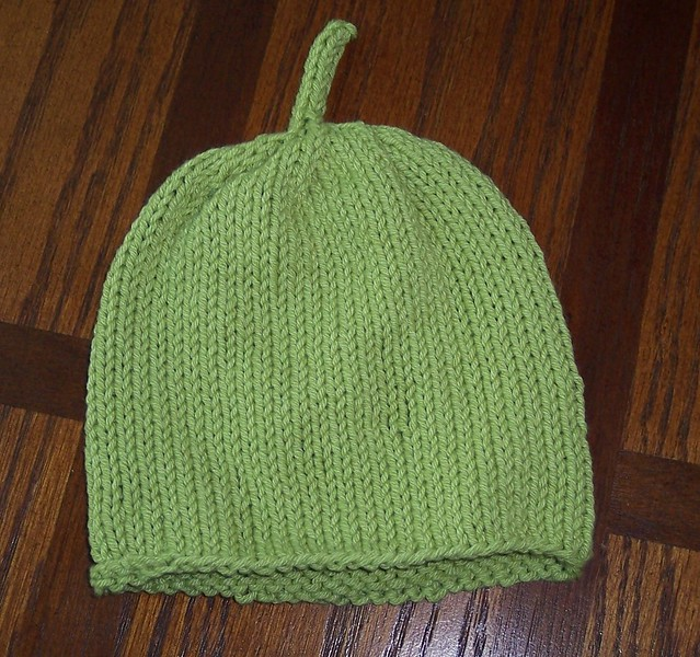 Knitting Pattern Umbilical Cord Hat : umbilical cord baby hat Flickr - Photo Sharing!