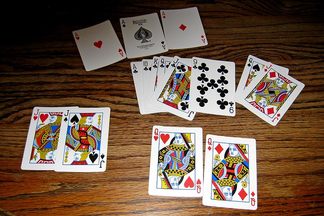 6 handed double deck pinochle rules with kitty
