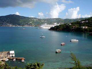 Image de Limetree Beach près de Charlotte Amalie. virginislands