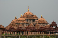 Visit the Akshardham Temple  - Things to do in Ahmedabad