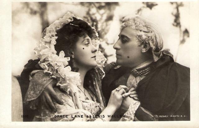 Grace Lane, Lewis Waller