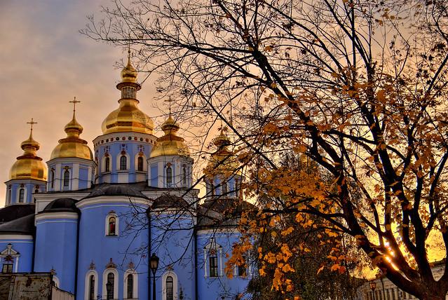 Ukraine, Kiev.