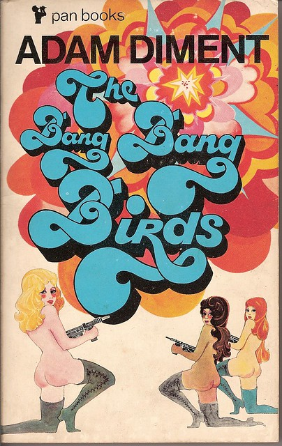 The Bang Bang Birds - Pan book cover