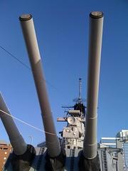 Boom Boom - USS Wisconsin
