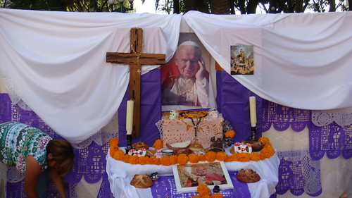 Day of the dead in Puebla Mexico