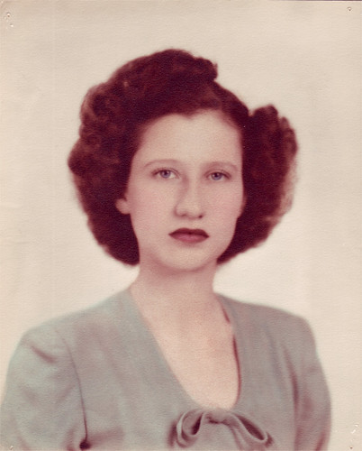 Mildred Blanche Poole, 1943