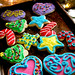 christmas cookies by lizinwanderland