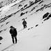 Hiking in the snow by Felix van de Gein