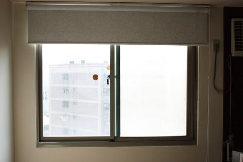 原來的舊鋁窗