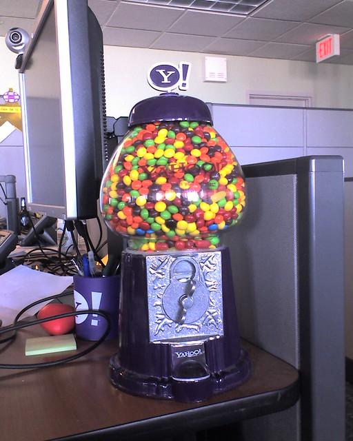 Skittle Machine Flickr Photo Sharing