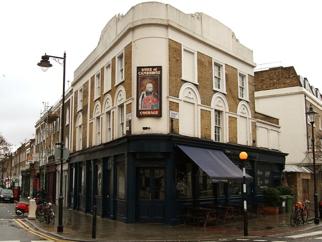 Duke of Cambridge, Islington, N1