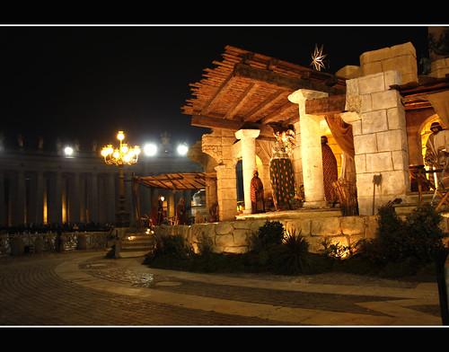 Betlehem in Vatican