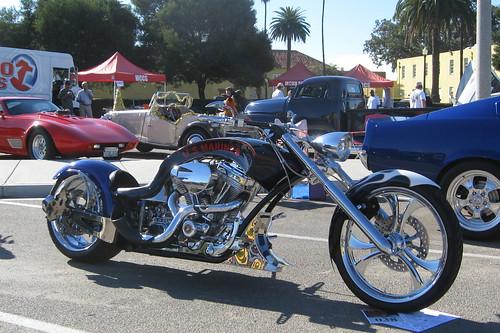 Motorcycle Custom USMC