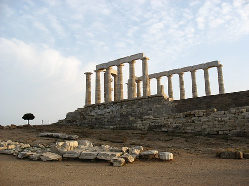 Temple of Poseidon - Cape Sunion