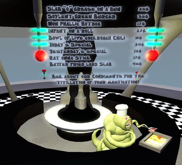 alien attack light game show