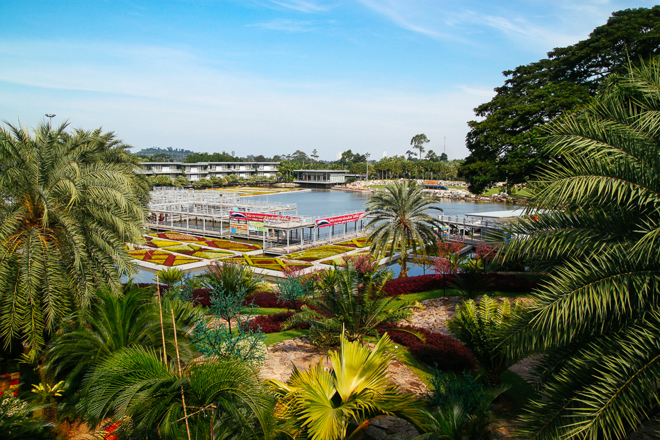 Floating Oasis - Nong Nooch Tropical Garden, Pattaya