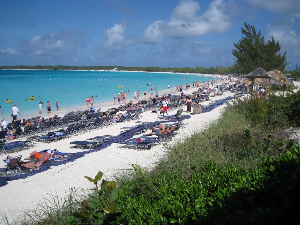Una Playa Que Parece Una Piscina Infinita Taringa