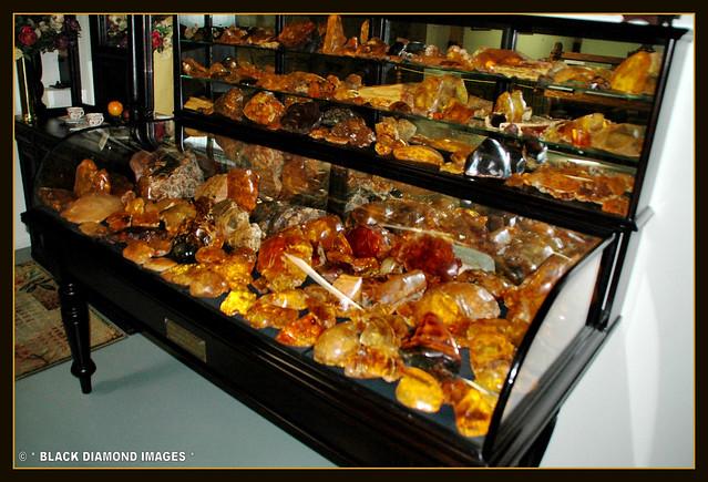 Kauri Gum Room - Matakohe Kauri Museum