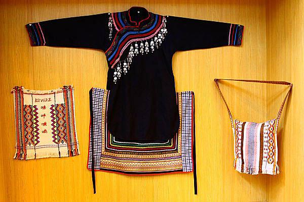 1U65布農族文物-傳統服飾