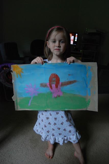 Emma's painting