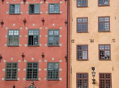 Stortorget Windows - Above the bloodbath