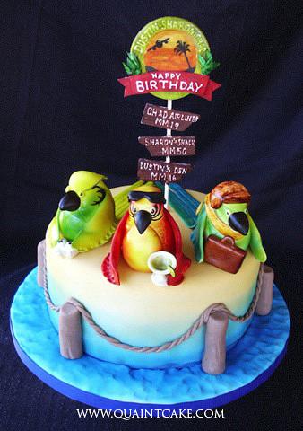 Margaritaville Cake Flickr Photo Sharing
