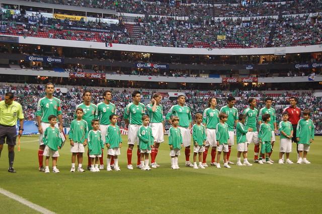 ver partido seleccion mexicana futbol: