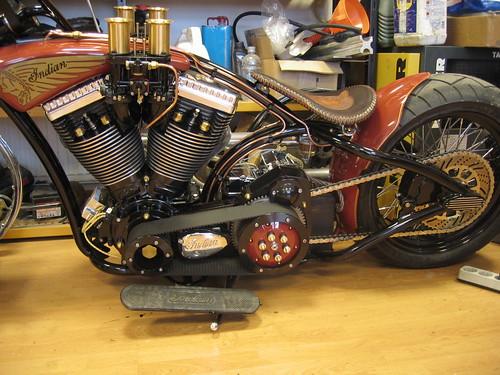 Redneck Bikes - Indian